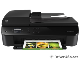 get driver HP Officejet 4630 e-All-in-One Printer