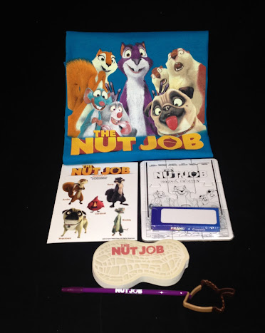 The Nut Job Prize Pack #TheNutJob