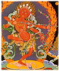 Goddess Kurukulla Image