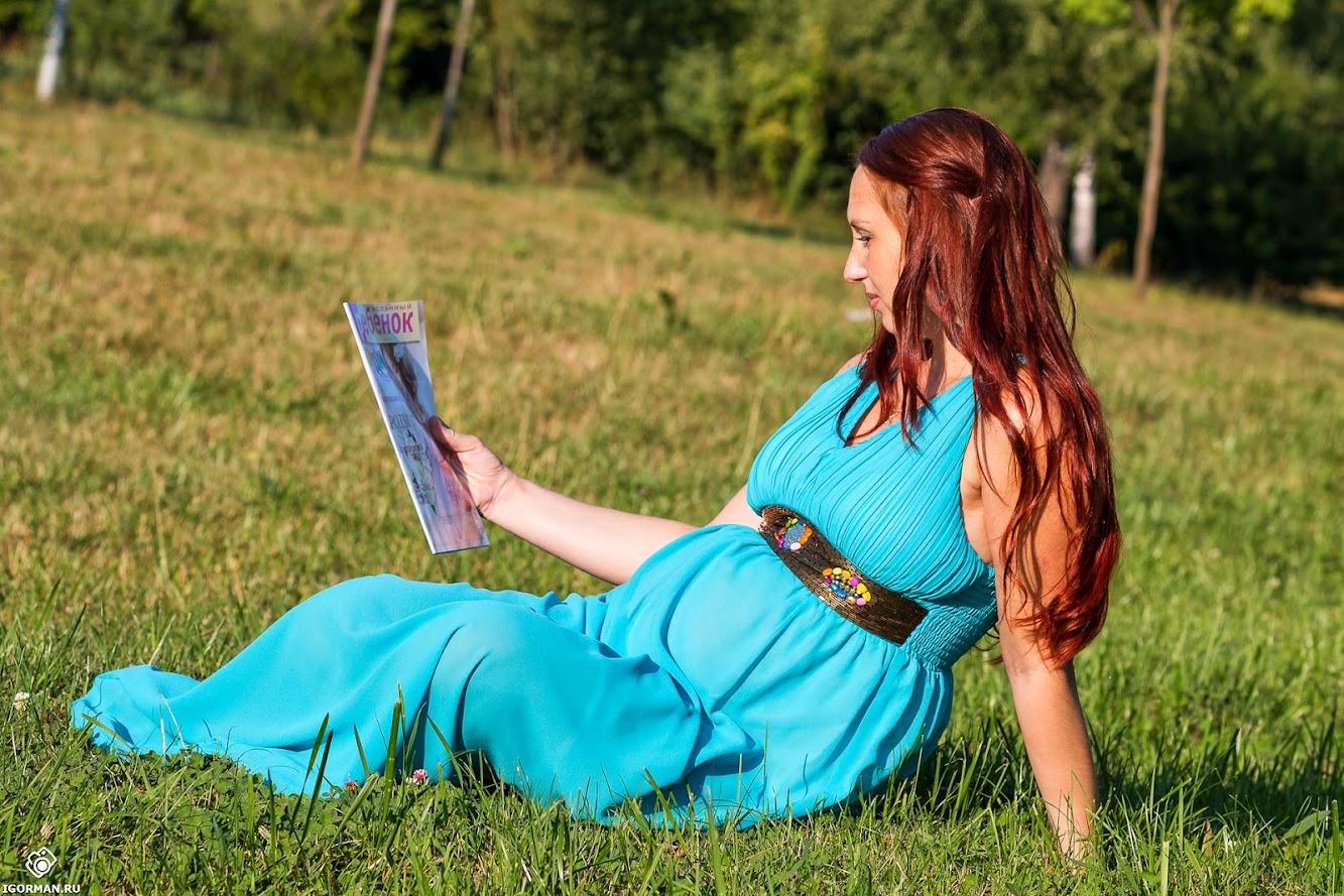 Бесплатная фотосессия для беременных на условиях TFP