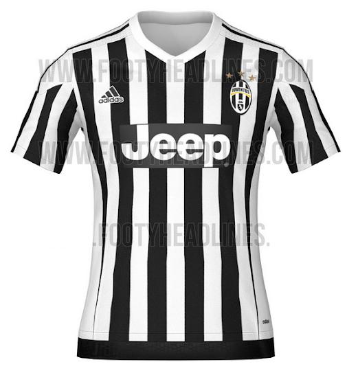 ao bong da - áo bóng đá đội Juventus 2015 - 2016