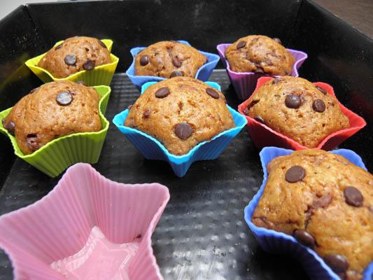 muffinki z czekolada i skorka pomaranczowa