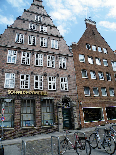 History in  Lubeck Altstadt Lubeck Hanseatic buildings Buddenbrooks House - Buddenbrookhaus:  4 Meng Strasse., Germany, visiting things to do in Germany, Travel Blog, Share my Trip
