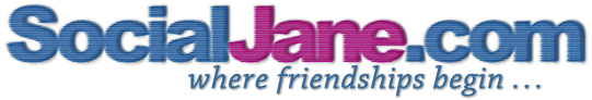 How to meet new people - make new friends online at SocialJane.com