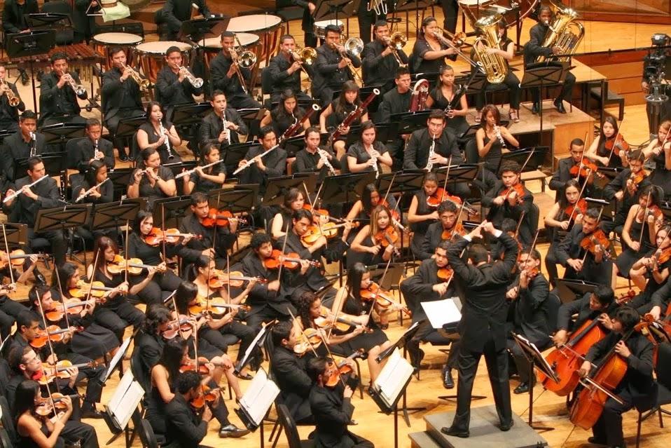 Francisco de Miranda Youth Symphony Orchestra