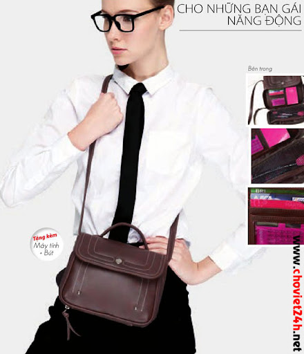 Túi đeo vai thời trang Sophie Nicole - LT724CT