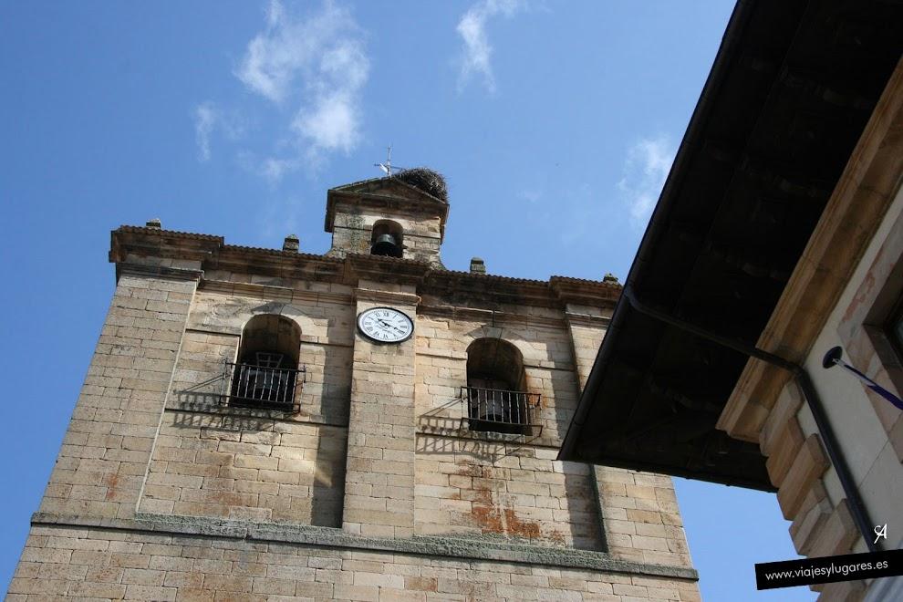 Iglesia de San Quirico y Santa Julita. Covaleda