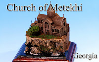Church of Metekhi -Georgia-