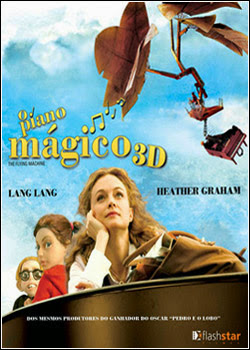Download - O Piano Mágico – BDRip AVI Dual Áudio + RMVB Dublado ( 2013 )