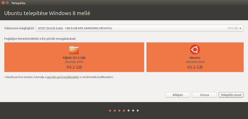 Ubuntu-Win8 dualboot