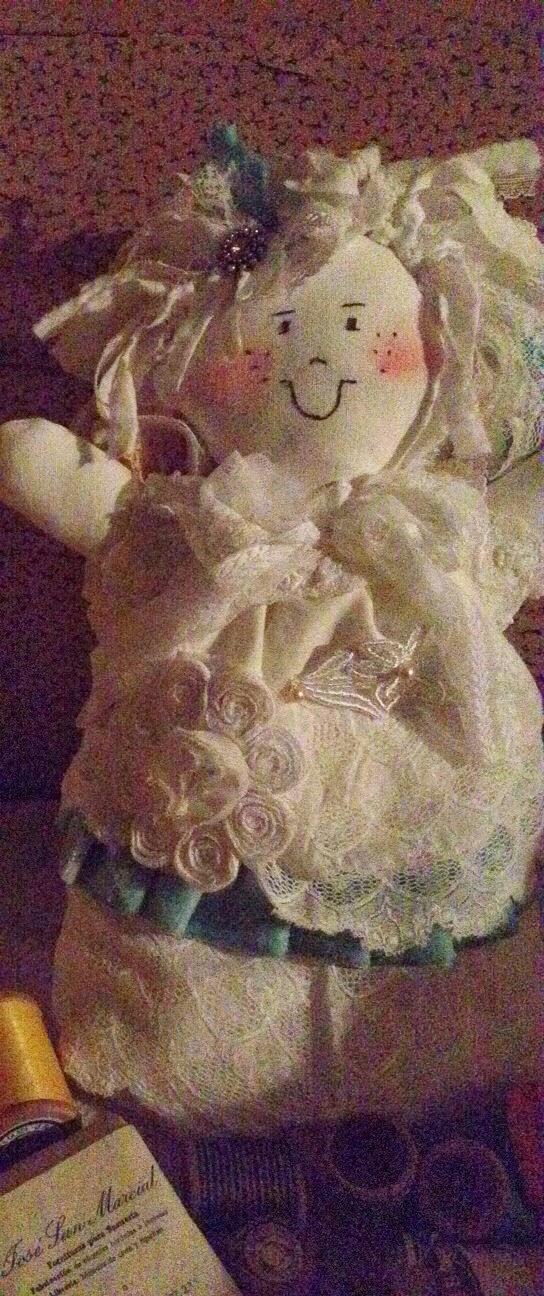 Rag Doll Halloween Costume For Kids