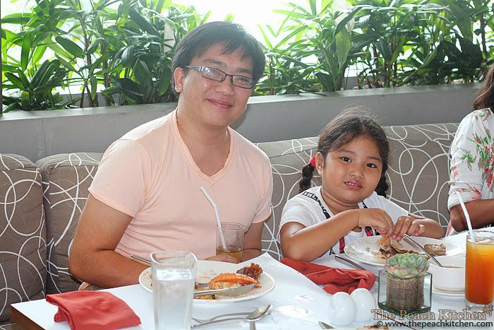 F1 Hotel Manila's Christmas Spread | www.thepeachkitchen.com
