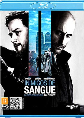 Filme Poster Inimigos de Sangue BDRip XviD Dual Audio & RMVB Dublado