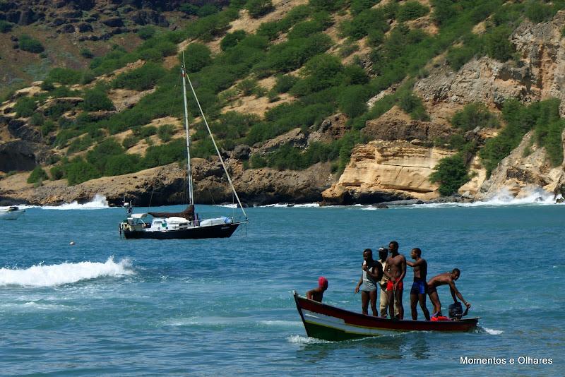 Pescadores, Praia do tarrafal