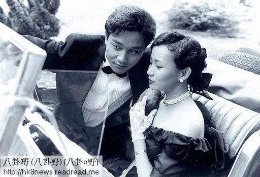 當年《儂本多情》的商天娥美豔不凡,跟張國榮合演浪漫愛情故事。