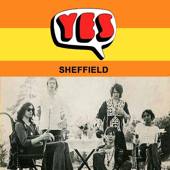Yes - Down Broadway, Sheffield, England, 24 February 1969 -SBD- (CD
