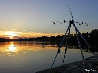 Coucher du soleil à Neuville