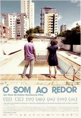 Filme Poster O Som ao Redor WEBRip XviD & RMVB Nacional