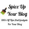 Spice Up Your Blog