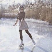 К чему снится кататься на коньках?