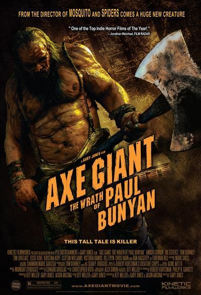 Phim Gã Khổng Lồ Hung Tợn Full Hd - Axe Giant: The Wrath Of Paul Bunyan 2013