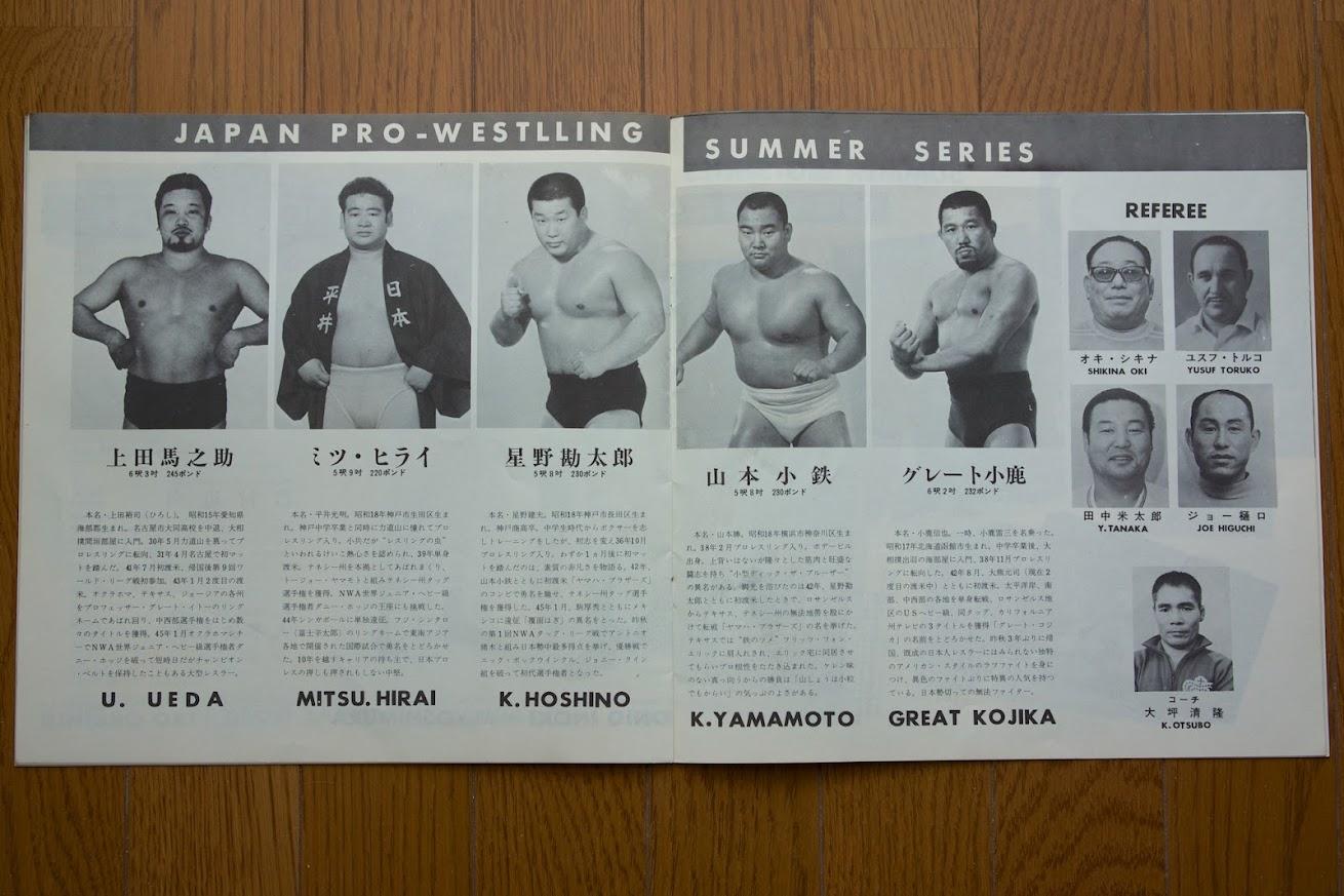 日本プロレスリング興業