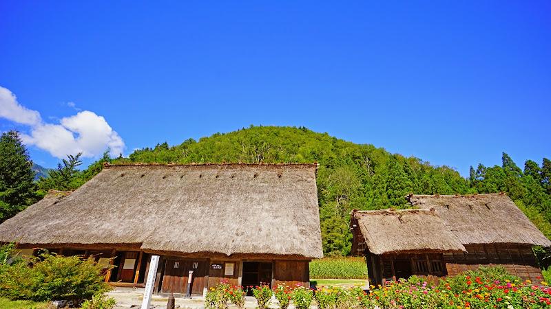 白川郷 民家園 写真3