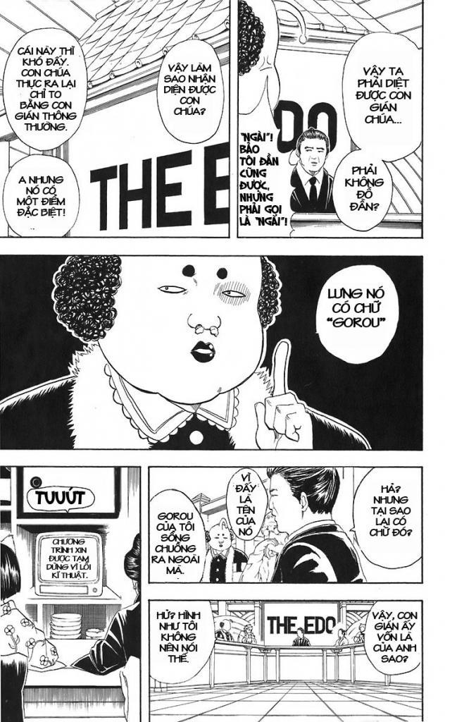 Gintama Chap 47 page 11 - Truyentranhaz.net