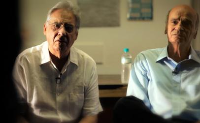Quebrando o Tabu - Fernando Henrique Cardoso e Drauzio Varella