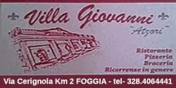 Villa Giovanni Atzori
