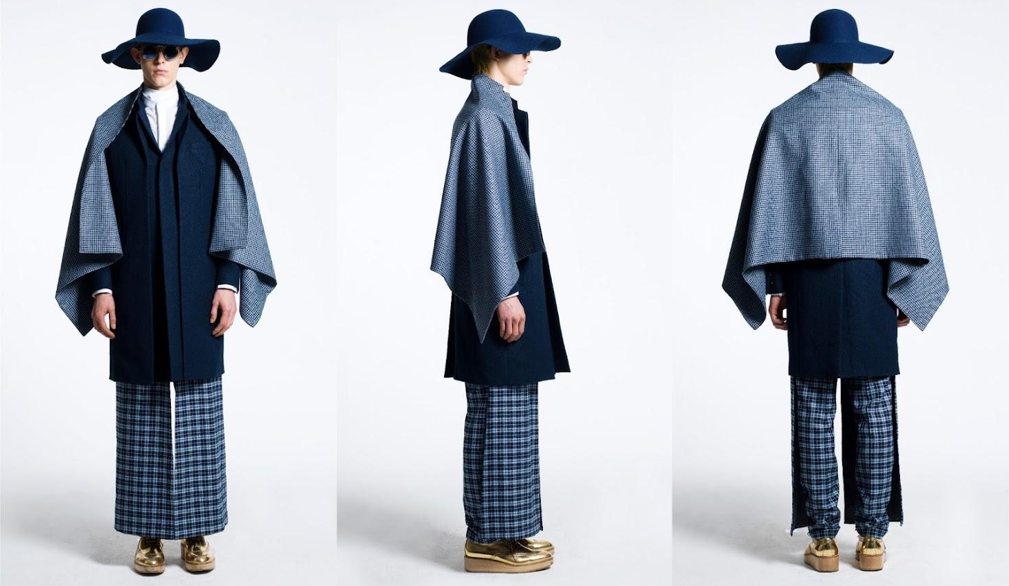 *華人設計新指標Six Lee的2013AW:將貴族古典剪裁活用於未來時裝! 5