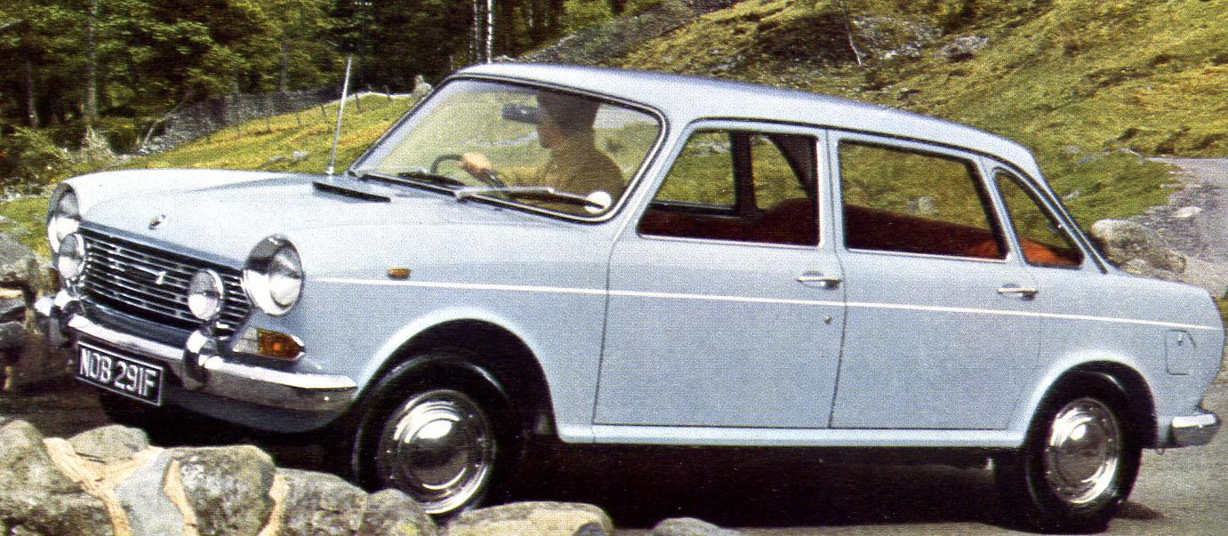 Old Cars Canada: 1968-1971 Austin 1800 Mk II