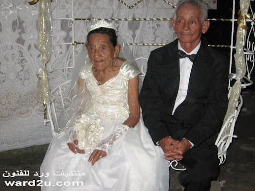 عجائب وغرائب الزفاف في العالم
