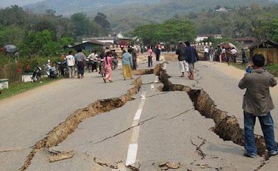 terremoto myanmar