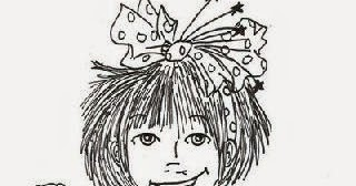 Junie B Jones Coloring Pages Printable