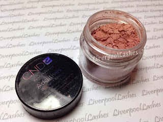 liverpoollashes liverpool lashes pro beauty blogger bblogger nail tech shellac additive blush bronze