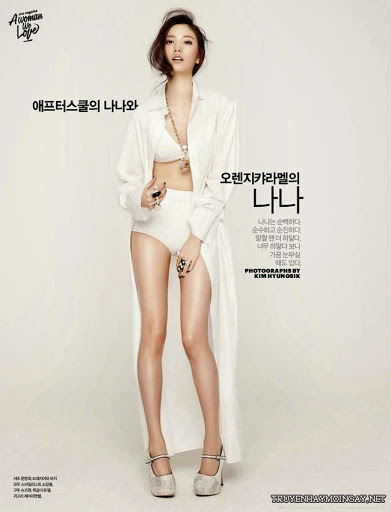 Hot Girl 9X Đẹp Nhất Xứ Hàn