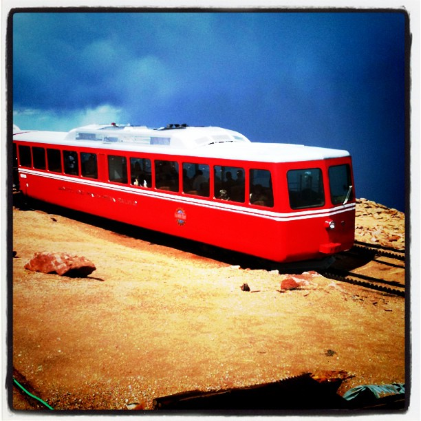 Pike's Peak Cog Railroad