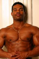 Part VIII of Hot Black Hunks - Muscle God Of Ebony