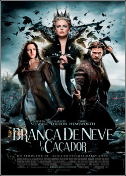 Download Filme Branca de Neve e o Caçador – BDRip AVI Legendado