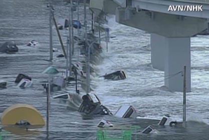 gambar tsunami jepang, foto tsunami jepang, japan tsunami foto, foto