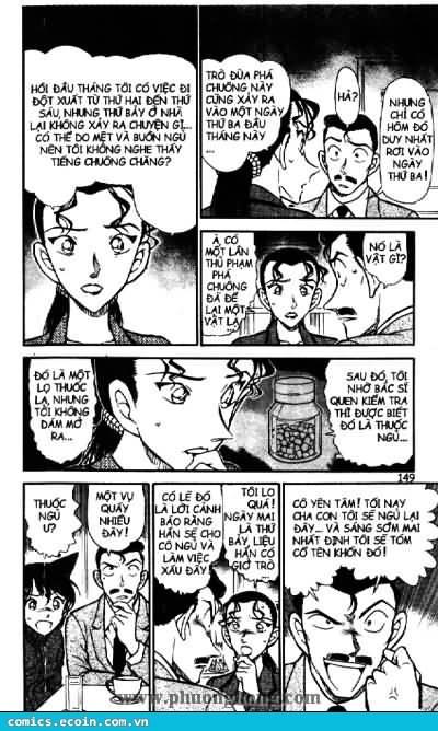 Detective Conan Chap 499 - Truyen.Chap.VN