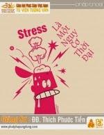 Stress Là Một Nguy Cơ Thời Đại