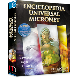Enciclopedia Universal DVD ©Micronet S.A