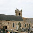 Néville-sur-Mer: the church