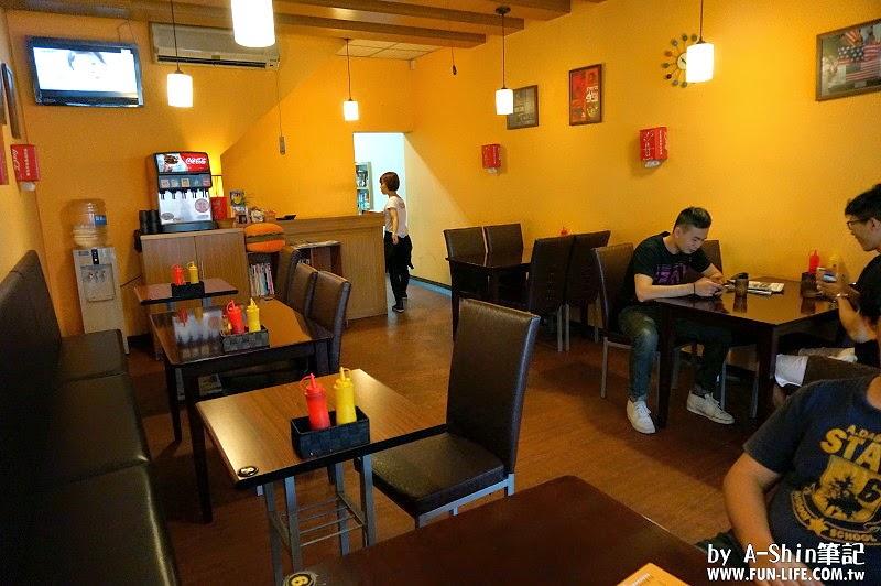 Mandy美式餐廳3