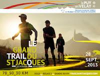 Grand Trail du Saint-Jacques - affiche