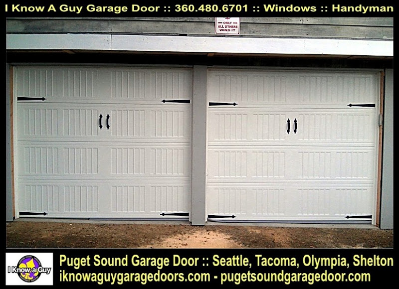 Garage door dupont wa gdor seattle tacoma olympia for Garage door repair tacoma
