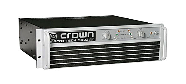 Crown Macro Tech Series  MA-5002VZ