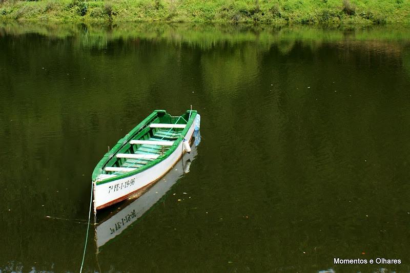 Rio Eo, o Barco